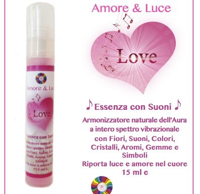Essenza Amore & Luce – Love