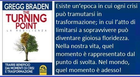 The Turning Point – La Resilienza