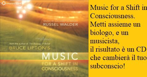 Music for a Shift in Consciousness