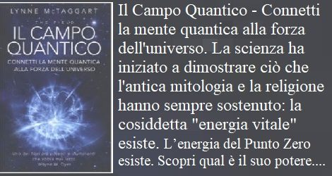 Il Campo Quantico – The Field